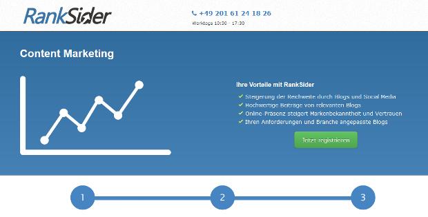 RankSider: Geld verdienen mit bezahlten Blogartikel