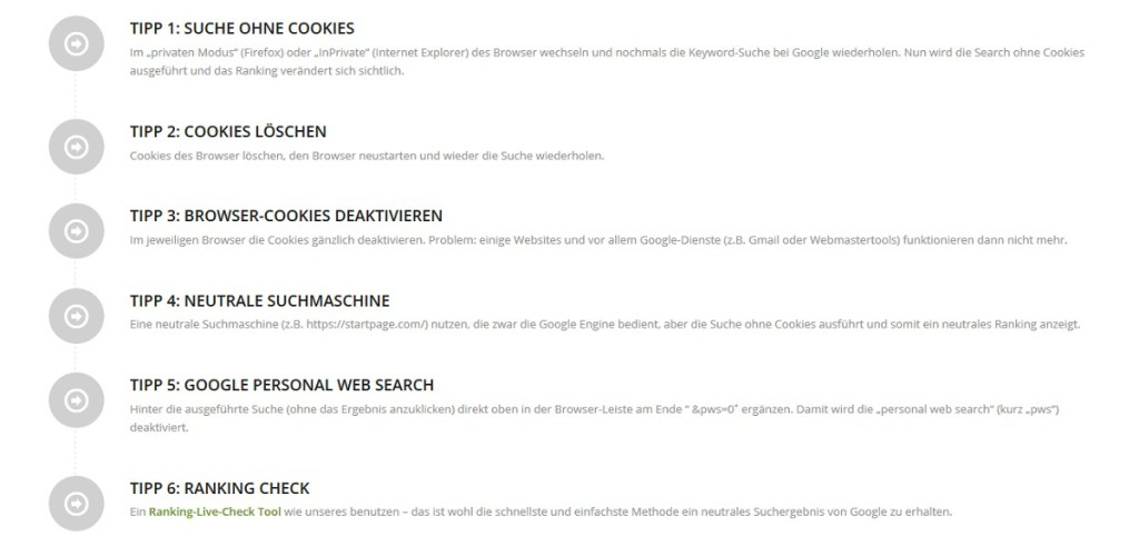 Quelle: http://www.keyword-tools.org/google-ranking-live-check/