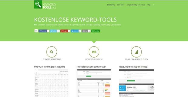 Diese kostenlosen Keyword-Tools sollte jeder kennen